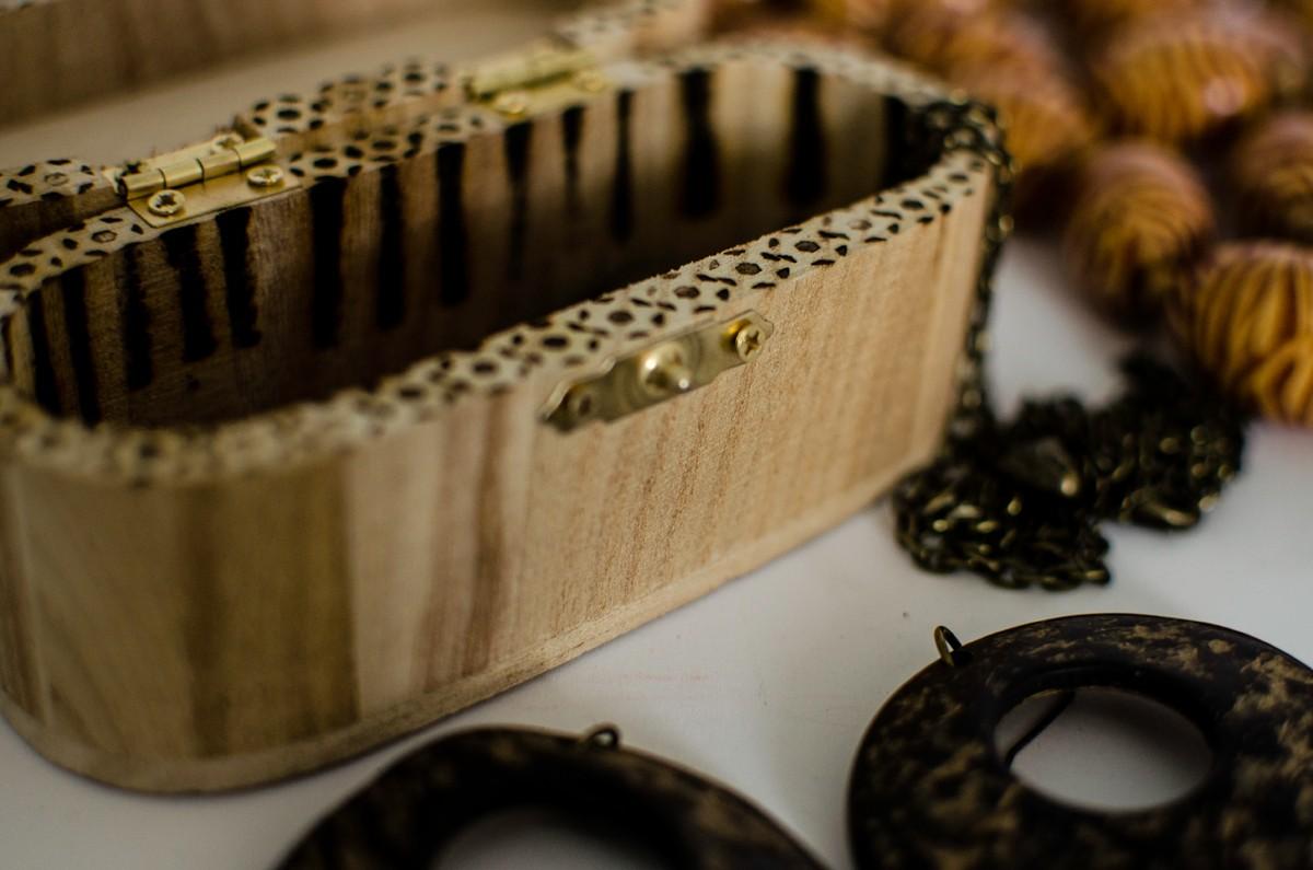DIY - Wood burning |Customize a Keepsake box
