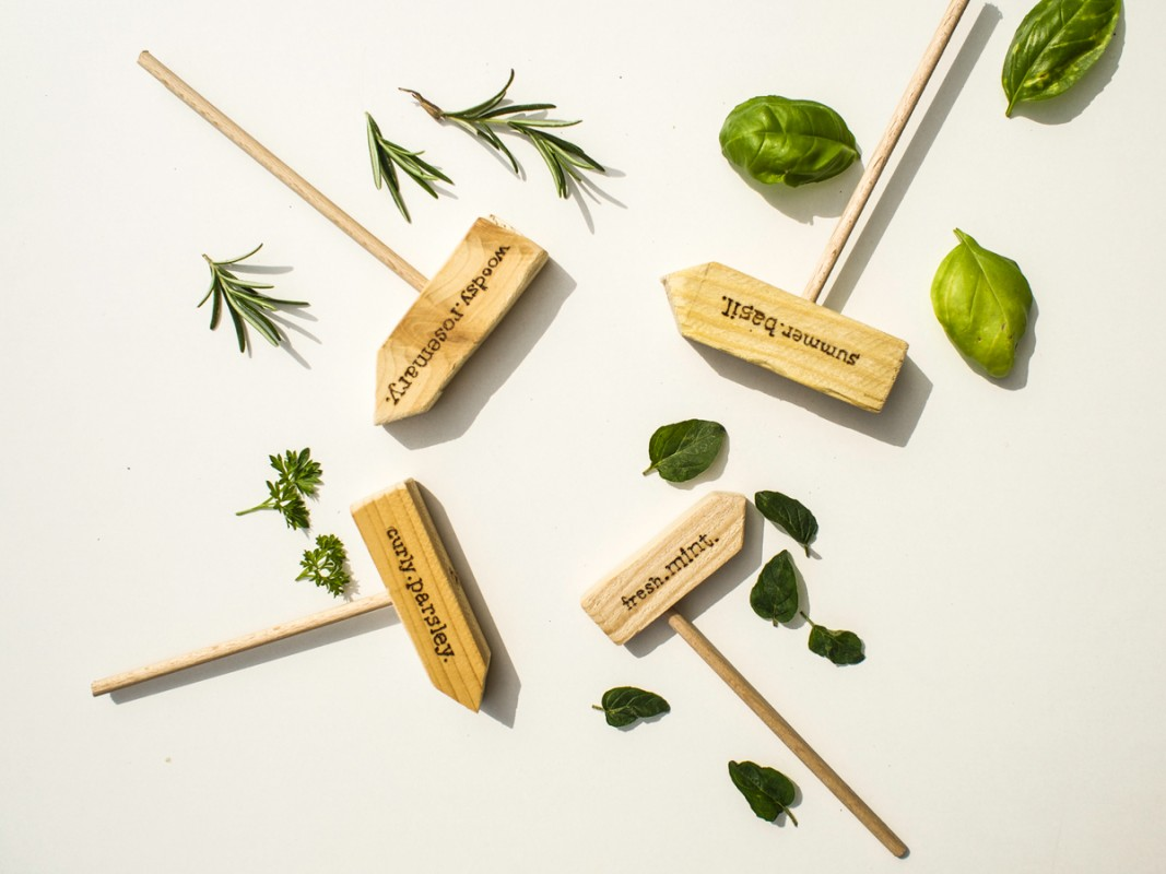 Herbs Markers