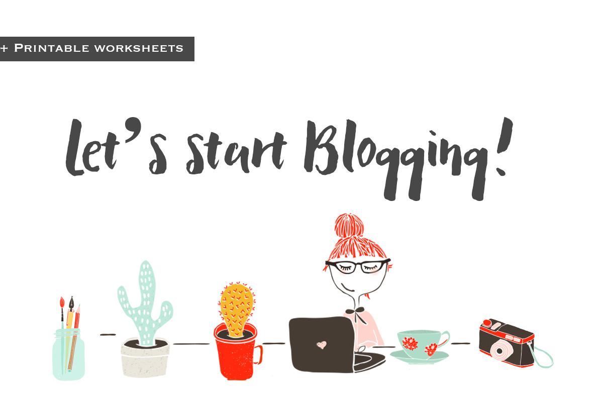 How to start a DIY blog