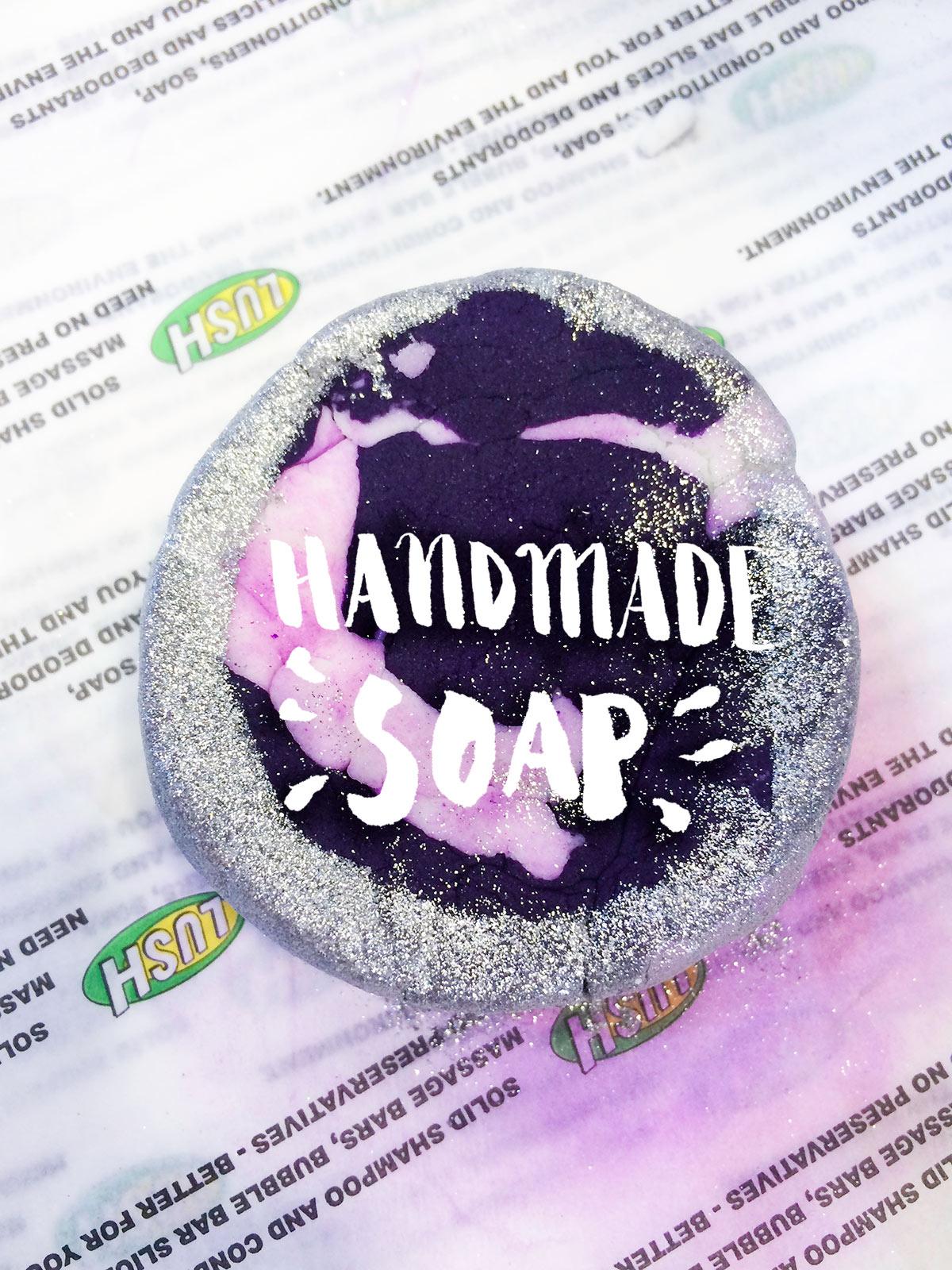 DIY Soap Lush