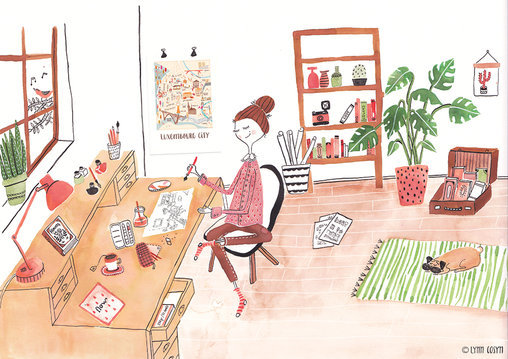 Lynn Cosyn / Cosymore Illustration Studio